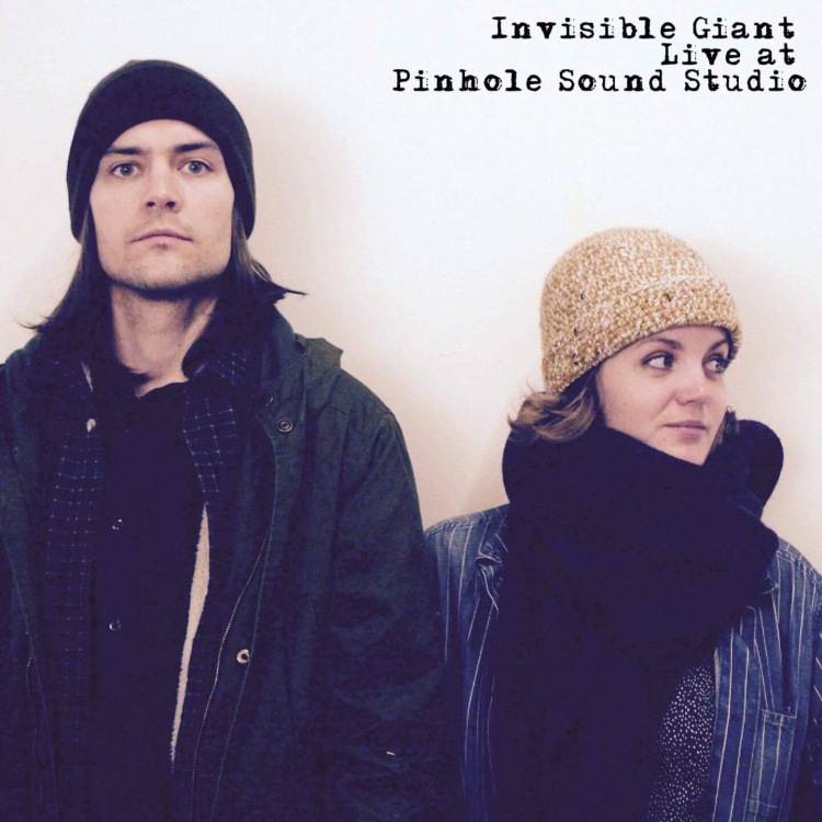 Invisible Giant - Live at Pinhole Sound Studio